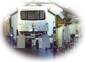 Fully approved service & repair centre